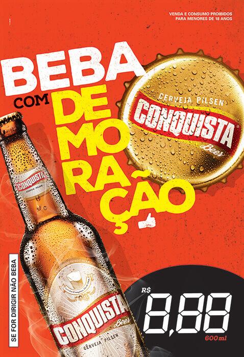 Campanha Conquista Beer