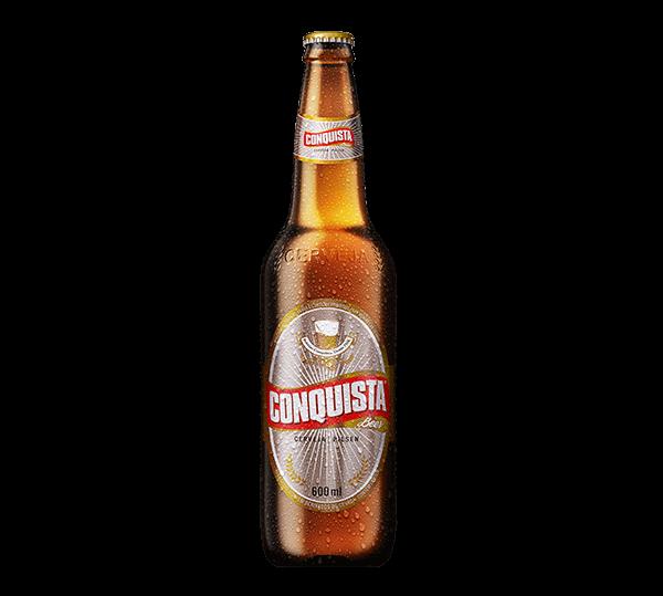 Conquista Beer - Inicio